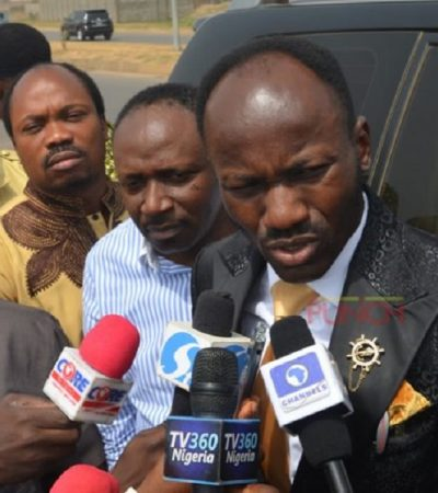 Apostle Suleiman Has No Hand In Miss Otobo's Travails –Keyamo, A Serial Divorcee And Blackmailer