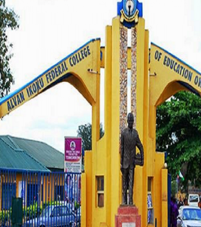 Intrigues As Succession War Tears Alvan Ikoku College Of Education Apart