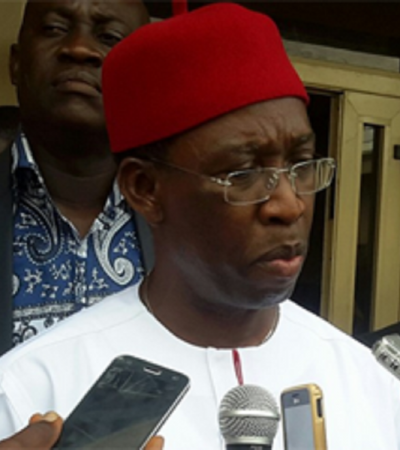 You Are Not Utilizing Your Office, Okowa Blast Aide