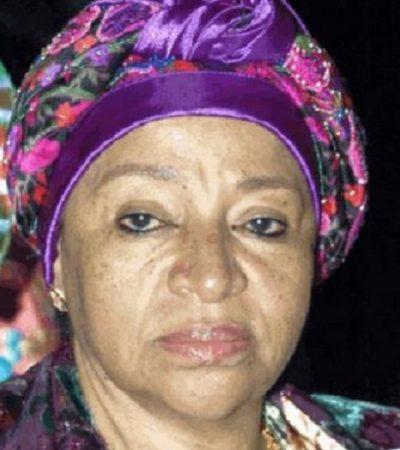 Dickson Pays Tribute As Maryam Abacha Clocks 70