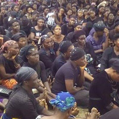 Ogoni Women Reject Oil Resumption in Ogoniland