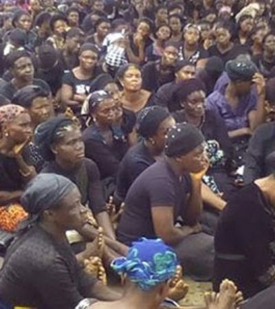 Ogoni Women Reject Oil Resumption in Ogoniland