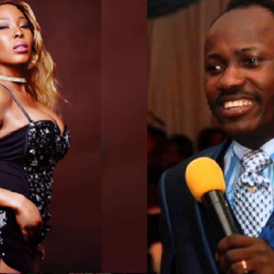 """Apostle Suleman: """"I Divorced Stephanie's Mother About 30 Years Ago 'Cos Of Unfaithfulness"""" – Benson Otobo"""