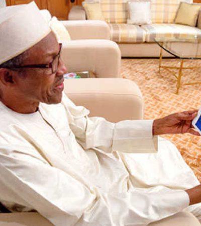 Buhari Phones Obasanjo From UK, Salutes Him At 80