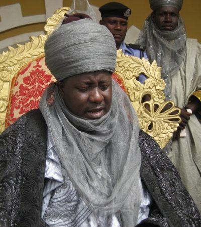Emir Of Bauchi Sacks Waziri Of Bauchi Bello Kirfi