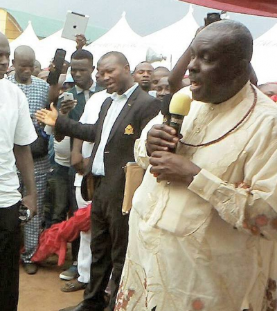 2019: Ibori Sends Strong Signals To Delta Central, South Governorship Candidates