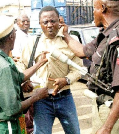 Lt. General Tukur Buratai Must Hear This: Beating Of Journalists By The Nigerian Army