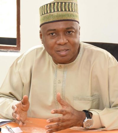 Saraki Raises Alarm Over Withdrawal of International Funding for HIV/AIDS in Nigeria