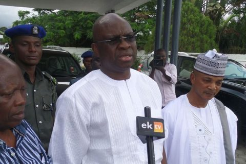 """NIA Appointment: """"Buhari Is Unrepentant Sectional Leader"""" – Fayose"""