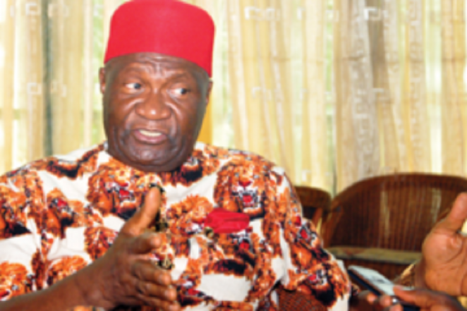 Ohanaeze, South East Governors Lauds Ojukwu's Courage Over Biafra