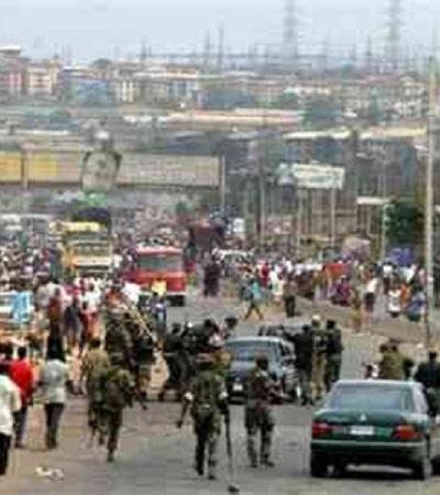 Tension As Onitsha Traders AllegeExtortion Against Ocha Brigade