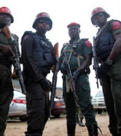 Police Seal Off Anambra Assembly, Shut Out Members