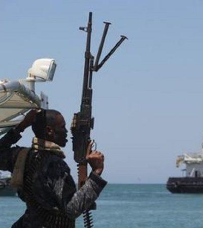 Somali Pirates Hijack Indian Commercial Ship