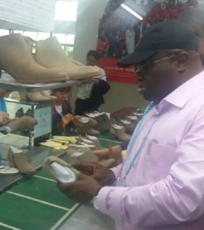 Abia Secures $1.5b Shoe Factory Deal From China