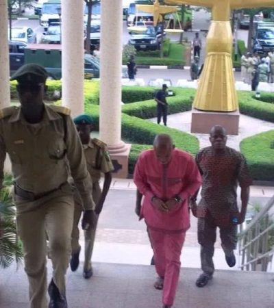 South East Senators Agree To Take Nnamdi Kanu On Bail