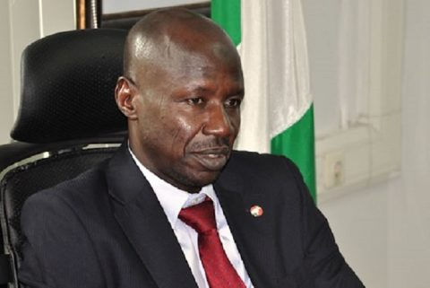 EFCC: FG Scouts For Magu's Replacement