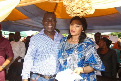 Ekweremadu Donates To Gombe IDP Camps, Fetes Enugu Widows