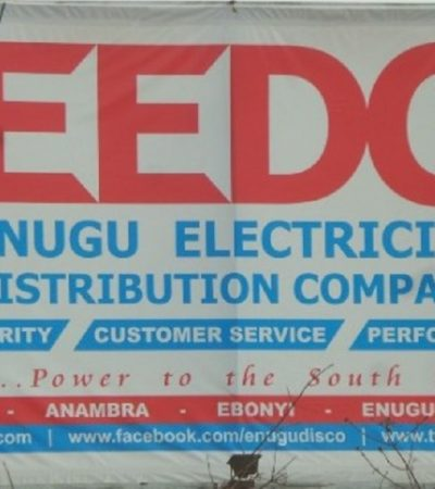Enugu Electricity Distribution Company And The Aba Electricity Consumers – By Okechukwu Keshi Ukegbu