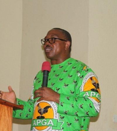 RE: Leadership Crisis: Obi, Ohakim Disagree – By Ugochukwu Favour-Mayor