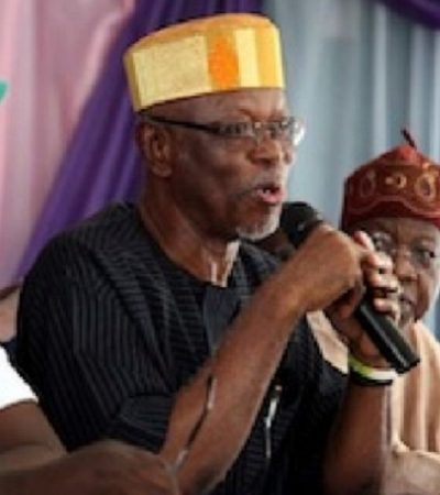 Odigie-Oyegun exonerates self from APC crisis in Zamfara