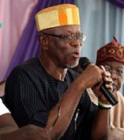 Odigie-Oyegun exonerates self from APC crisis in Zamfara