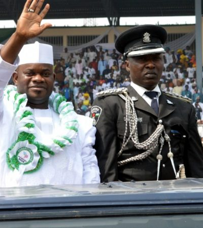 Double Registration: Bello Is Going Nowhere, He Won't Resign – Says coalition
