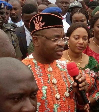 A'Ibom 2019: Plot To Tag Gov Udom's Aides As Cultists