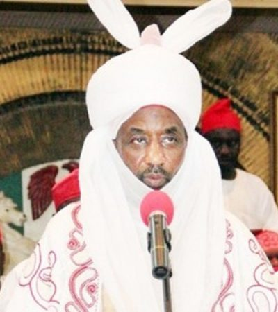 Nigeria PLC Rallies Around Kano Emir To Conceal His Misappropriation of Public Funds – By Dr. Perry Brimah