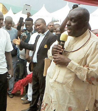 Ibori, Okowa In Alleged Face-Off