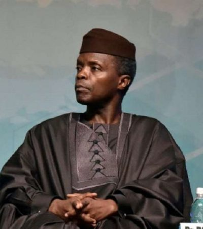 C-River Industrial Park'll Become Africa's Business Hub —Osinbajo