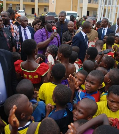 Imo School Enrolment Now More Than One Million