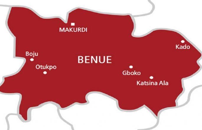 CP. Okon Etim Ene Assumes Duty As CP Benue State