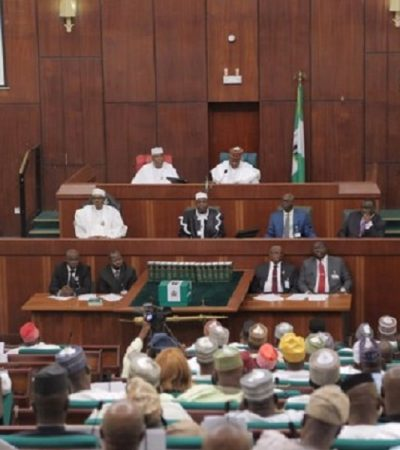 Legislative Aides Protest Non-Payment Of N5bn Allowances As NASS Resumes