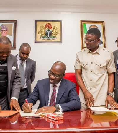 Obaseki Sacks All His Special Assistants, Senior Special Assistants