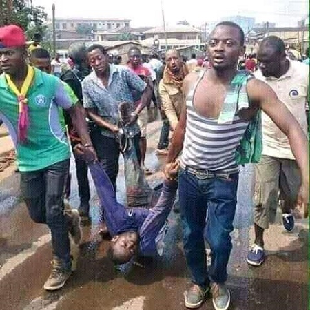 Nigeria Security Must Stop Killing Our Youths In Rivers/Middle Belt – IPOB