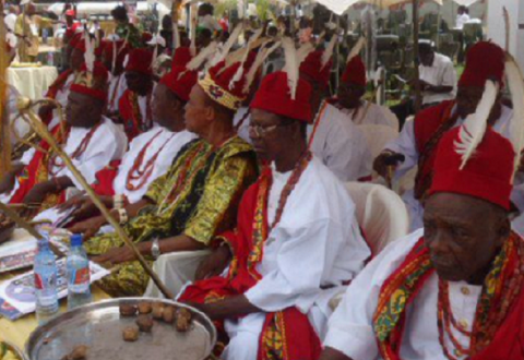 Ex-Ohanaeze President Rules Out Igbo Presidency In 2019
