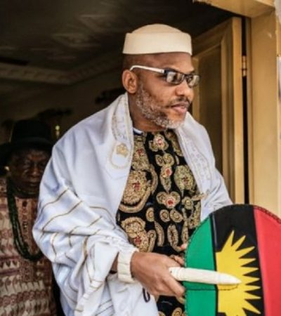 Nnamdi Kanu And IPOB Are On A Divine Mission Which Osinbajo Will Be Well Advised To Steer Clear Of: Or He Will Face Severe Consequences In Aso Rock
