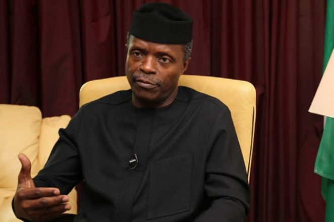 Open Letter To Osinbajo On Amnesty: Non Payment Of Ex Militants