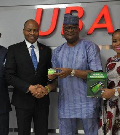 UBA Digital Banking Introduces NaijaGreen Card ForYoung Nigerians