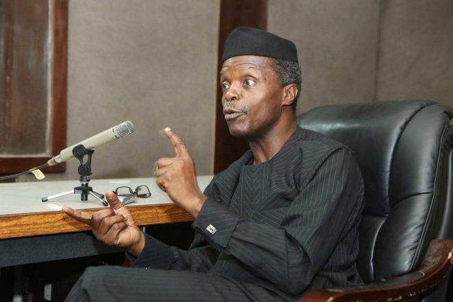 Osinbajo, Corruption Fight And Public Opinion – By Jerome-Mario Utomi