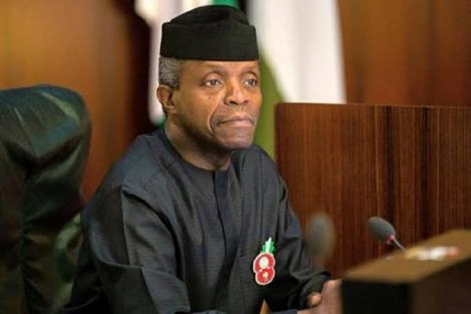 PDP To Osinbajo: You Are A Beneficiary Of Corruption