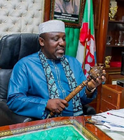 Imo Assembly suspends clerk, nullifies Okorocha's post election appointments