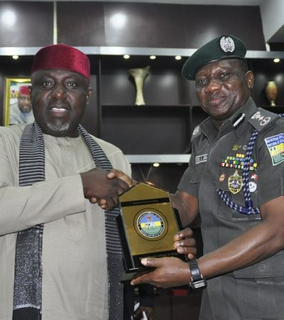 We Will Build Befitting Police Headquarters In Imo State – Okorocha