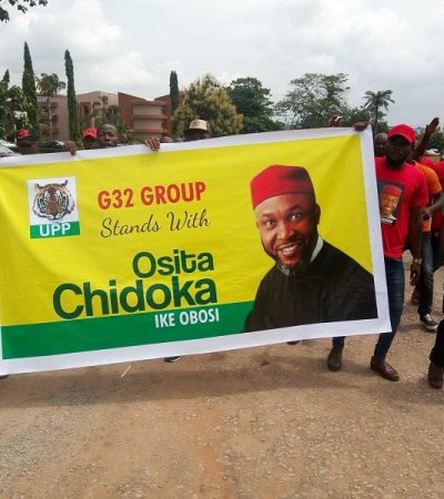 S/Court Verdict: 'We Want The Best For Anambra'- Chidoka