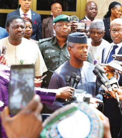 Buhari, Osinbajo Talks: Cabinet Shake-Up Likely