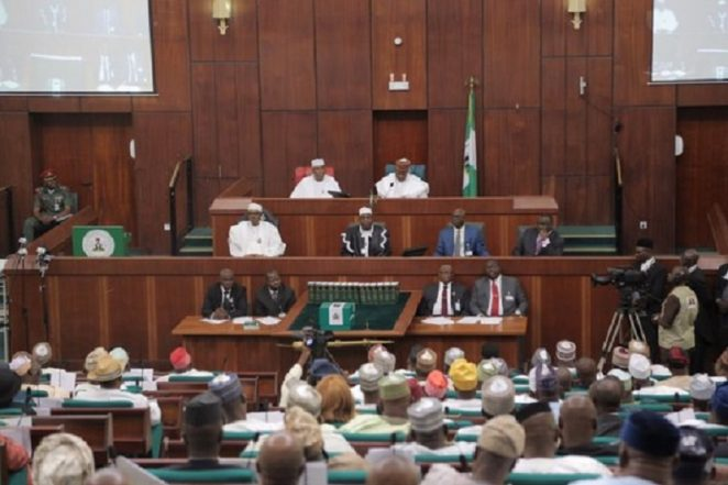 Response To Today's Incident In The Senate Chamber – NASS