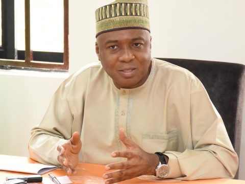 The Issues On Security Must Be Taken Seriously, Says Saraki