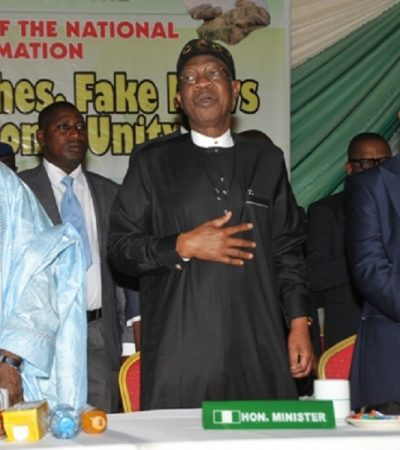 Hate Speech, Disinformation, Fake News, Political Tools To Discredit Govt. – Minister