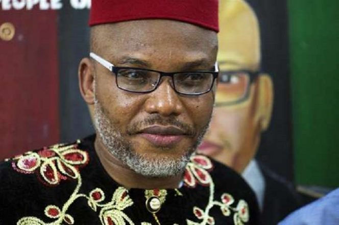 """Nigeria Security Forces Invade Nnamdi Kanu's Home Again"" – IPOB"