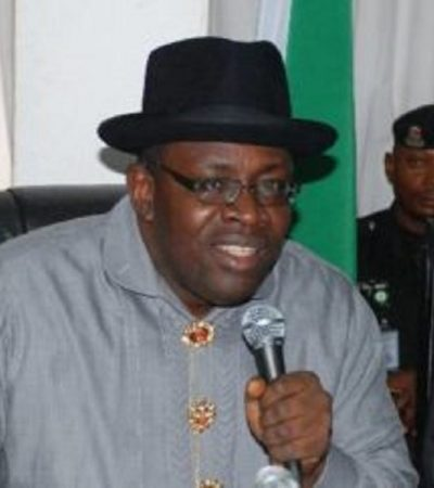 Restructuring Is Imperative In Nigeria, Says Dickson